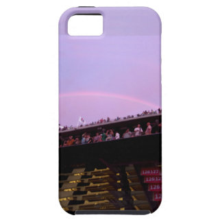 rainbow over concert section 126 lev iPhone SE/5/5s case