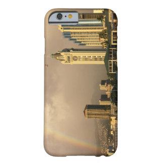 Rainbow over Honolulu, Hawaii, USA 2 iPhone 6 Case