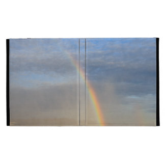 Rainbow over Niagara Falls iPad Folio Cover