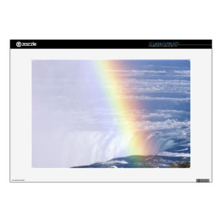 Rainbow Over Niagara Falls, New York Skins For Laptops