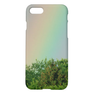 Rainbow Over The Trees iPhone 7 Case