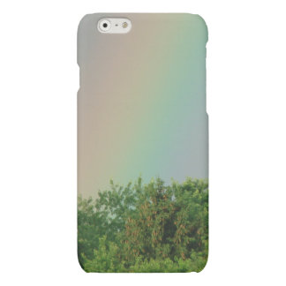 Rainbow Over The Trees Matte iPhone 6 Case