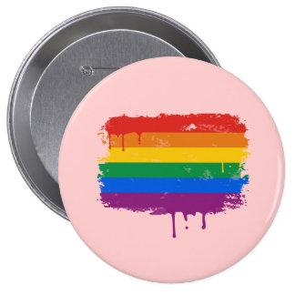 Rainbow Paint Buttons