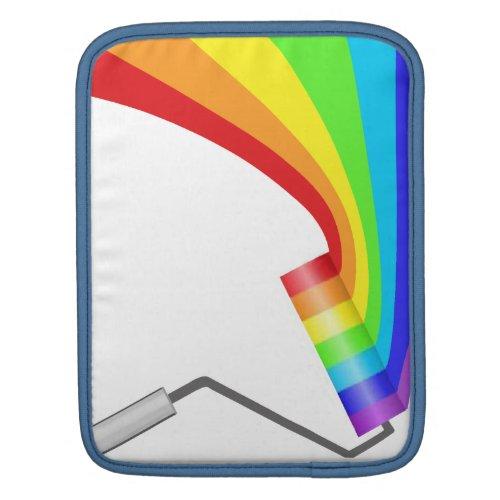 Rainbow Paint rickshaw_sleeve