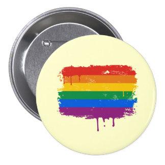 Rainbow Paint Pin