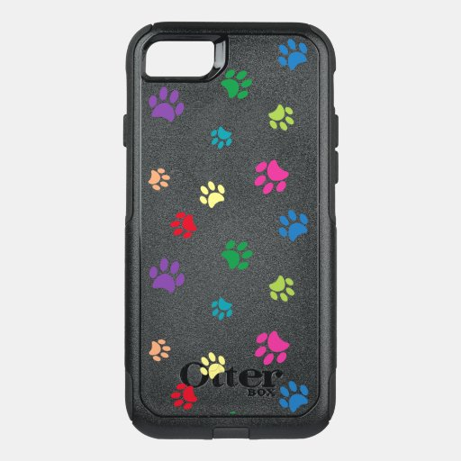how to make a iphone rainbow painted paw prints otterbox commuter iphone 17189