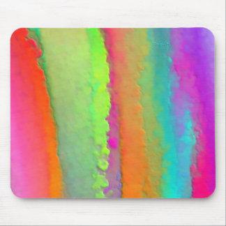 Rainbow Paints  © Angel Honey, 2010 Mouse Pad