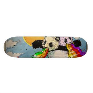 "Rainbow_Panda Patineta 7 7/8"""