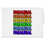 Rainbow Paralegal Card