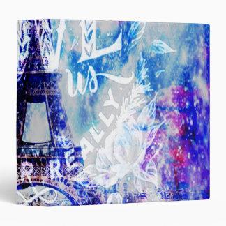 Rainbow Parisian Dreams of the Ones that Love Us Binder