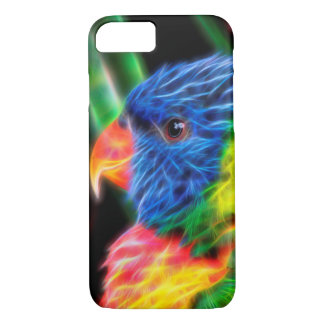 Rainbow  Parrot iPhone 8/7 Case