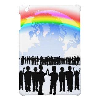 Rainbow Party Celebration Destiny Case For The iPad Mini