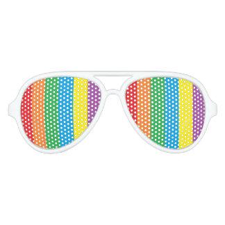 Rainbow Party Shades
