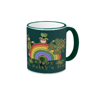Rainbow Pat Coffee Mug