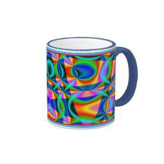 RAINBOW PATCHWORK Mug