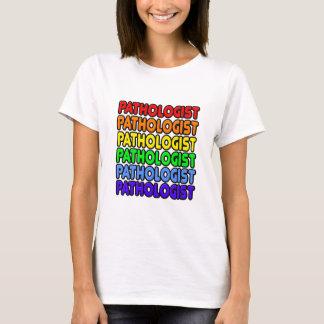 Rainbow Pathologist T-Shirt