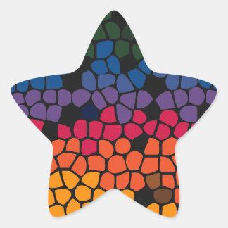 Rainbow Pattern #2 Stickers