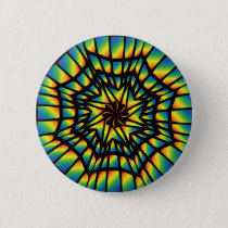 rainbow pattern button