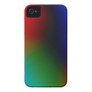 Rainbow Pattern IPhone 4 Custom Case iPhone 4 Cover