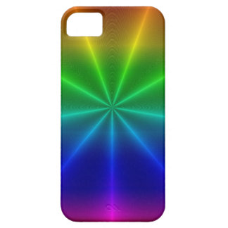 Rainbow Pattern iPhone SE/5/5s Case