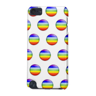 Rainbow Pattern iTouch Case iPod Touch 5G Covers