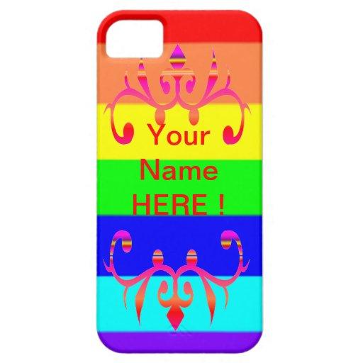 Rainbow Pattern - Phone Case