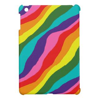 Rainbow Patterns iPad Mini Cover