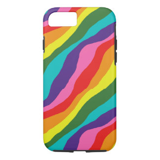 Rainbow Patterns iPhone 8/7 Case