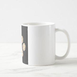 Rainbow Paw Coffee Mug