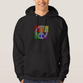 Rainbow Peace shirt - choose style & color