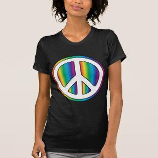 Rainbow Peace! Tshirt