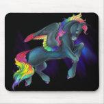 Rainbow Pegasus Mousepad