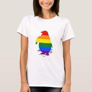 Rainbow Penguin T-Shirt