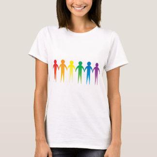 Rainbow People T-Shirt