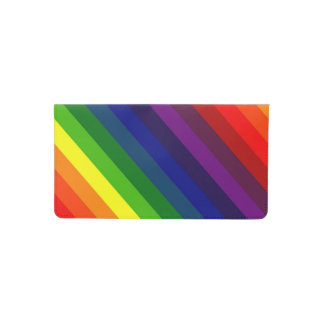 RAINBOW PERFECTION! ~ CHECKBOOK COVER