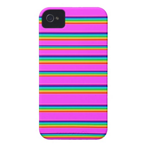 Rainbow phone cover iPhone 4 cases