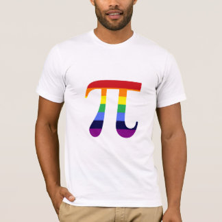 rainbow pi T-Shirt
