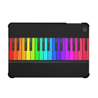 Rainbow Piano Keyboard iPad Mini Retina Case