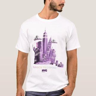 Rainbow Pilgrimage City T-Shirt