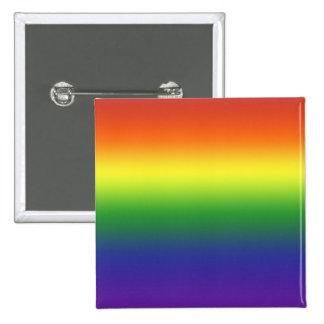 Rainbow Pinback Button