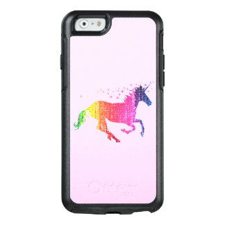 Rainbow Pink Unicorn OtterBox iPhone 6/6s Case