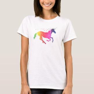 Rainbow Pink Unicorn T-Shirt