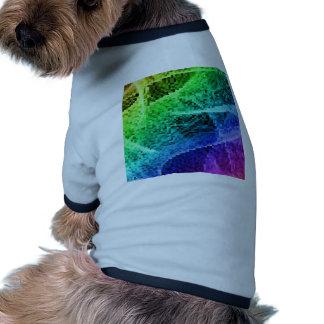 rainbow pixel pet clothes