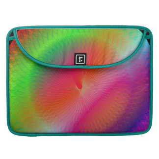 Rainbow Plafond MacBook Pro Sleeve
