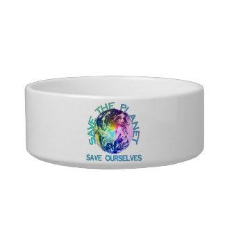 Rainbow Planet Bowl