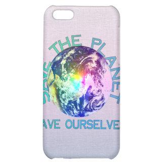 Rainbow Planet Case For iPhone 5C