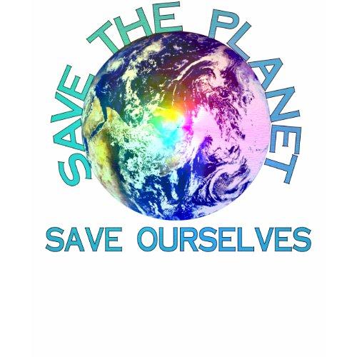 Rainbow Planet shirt