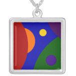 Rainbow Planets Jewelry