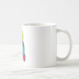 Rainbow Platypus Coffee Mug