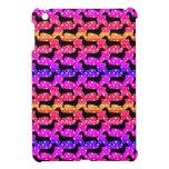 Rainbow Polka Dachshunds iPad Mini Cover